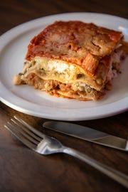 PizzaPlex's Tuesday Carnevale dinner will include the owner's grandmother's lasagna recipe.