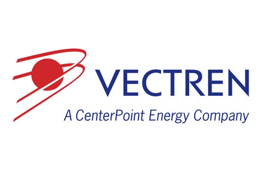 The Vectren / Centerpoint Logo