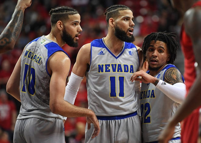 The No. 6 Nevada basketball team will play at Moby Arena at 8 p.m. Wednesday against CSU.