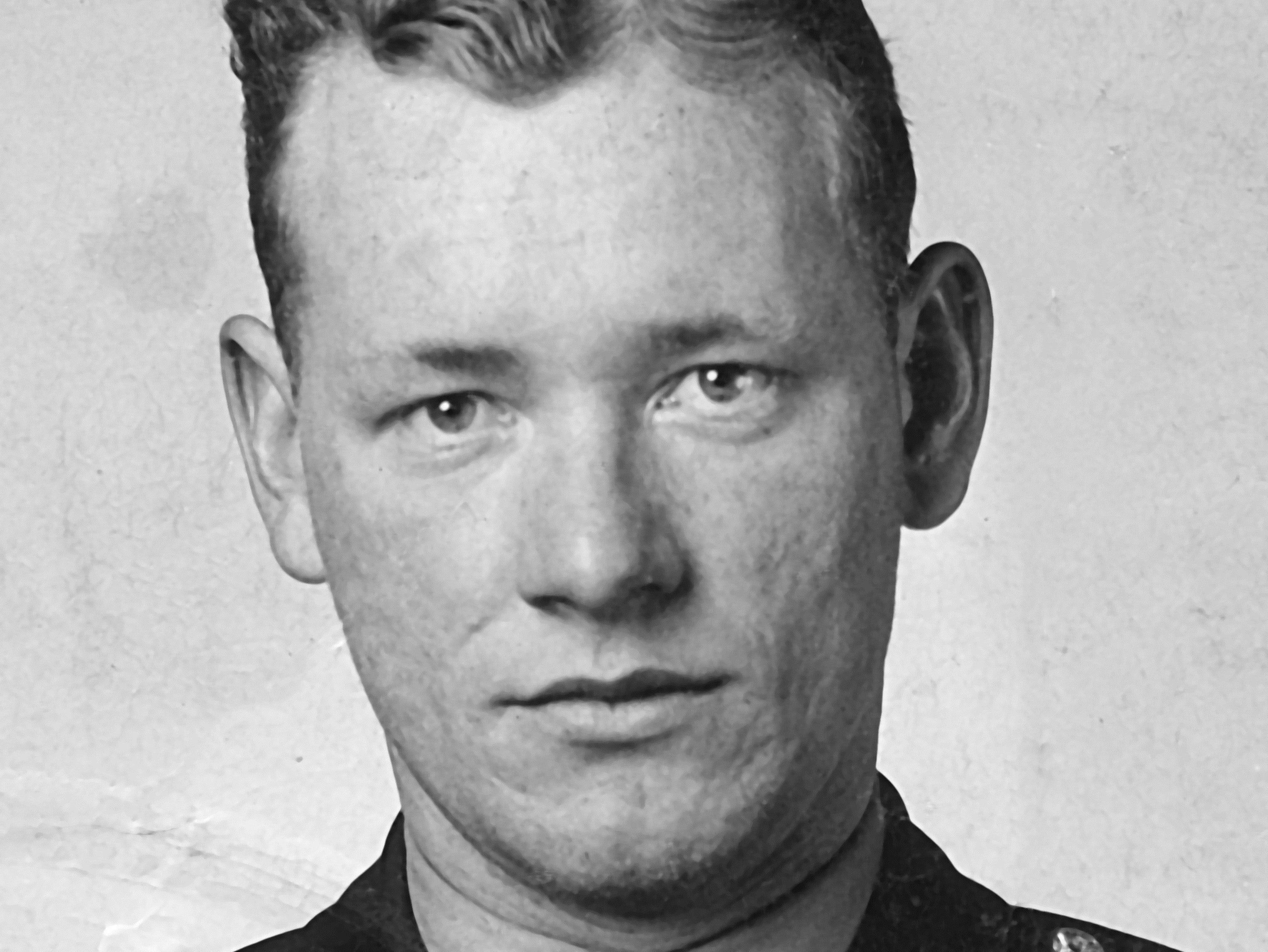 Lt. Armand Sedgeley