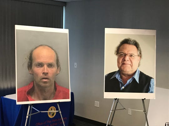 The man who confessed to killing Fort Myers Beach Public Library Director Leroy Hommerding has been indicted on a first degree murder charge.