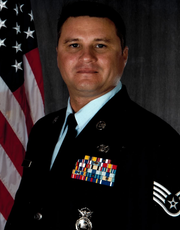 Staff Sergeant Matthew Naputi, with the254th Security Forces Squadron, was named Non-commissioned Officer of the Year.