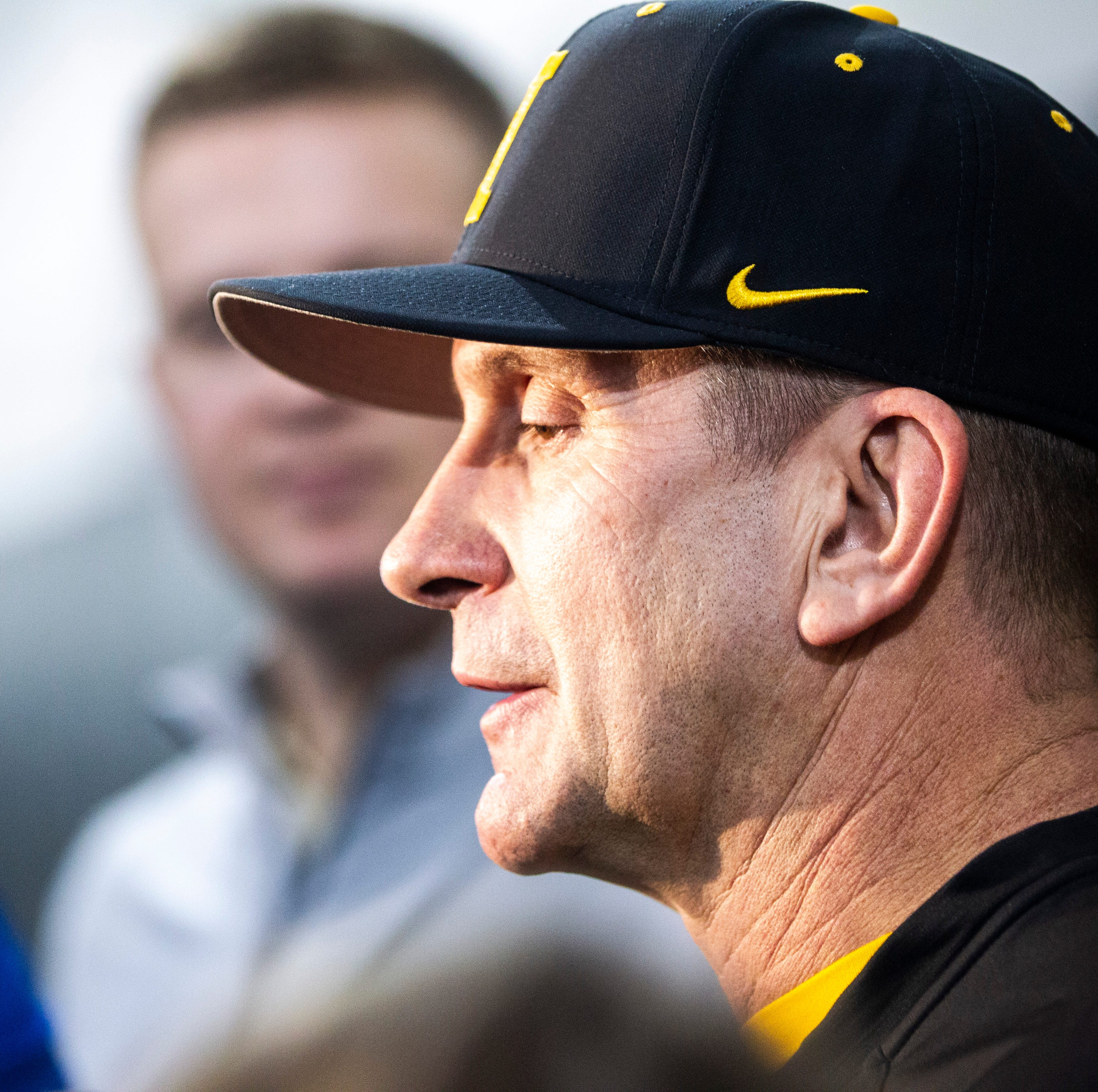 Iowa baseball: Optimism blends with uncertainty as Hawkeyes work with blank canvas in 2019