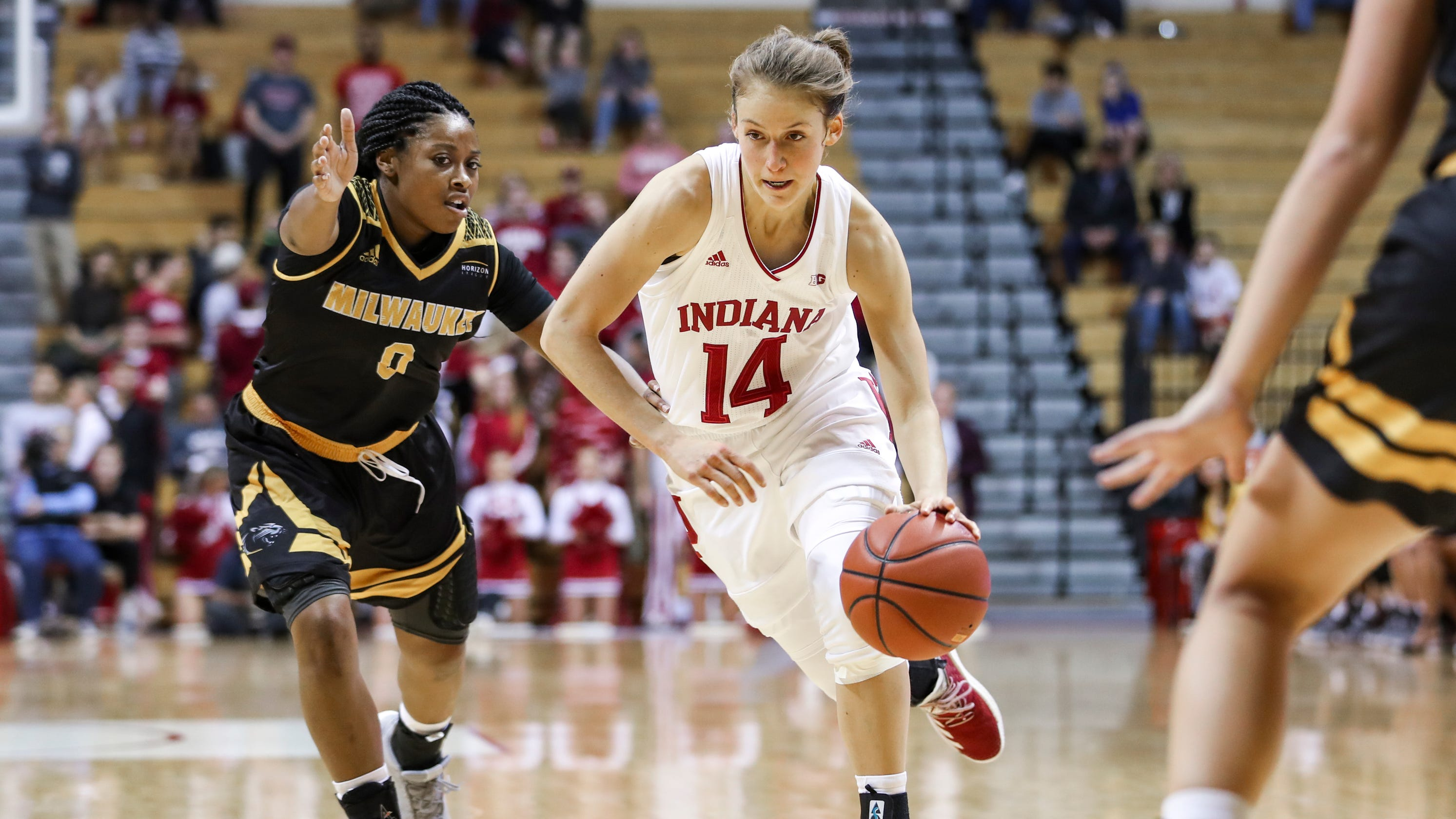 e0d67f14e2 After leaving Notre Dame, Ali Patberg figuring things out with IU
