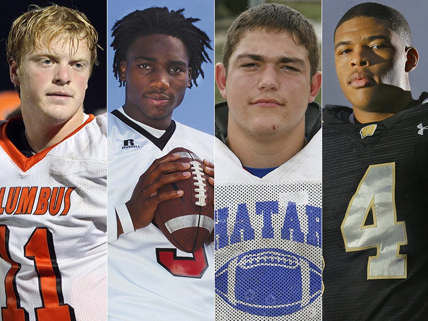 How Indiana's top-rated football recruits from the past 15 years turned out