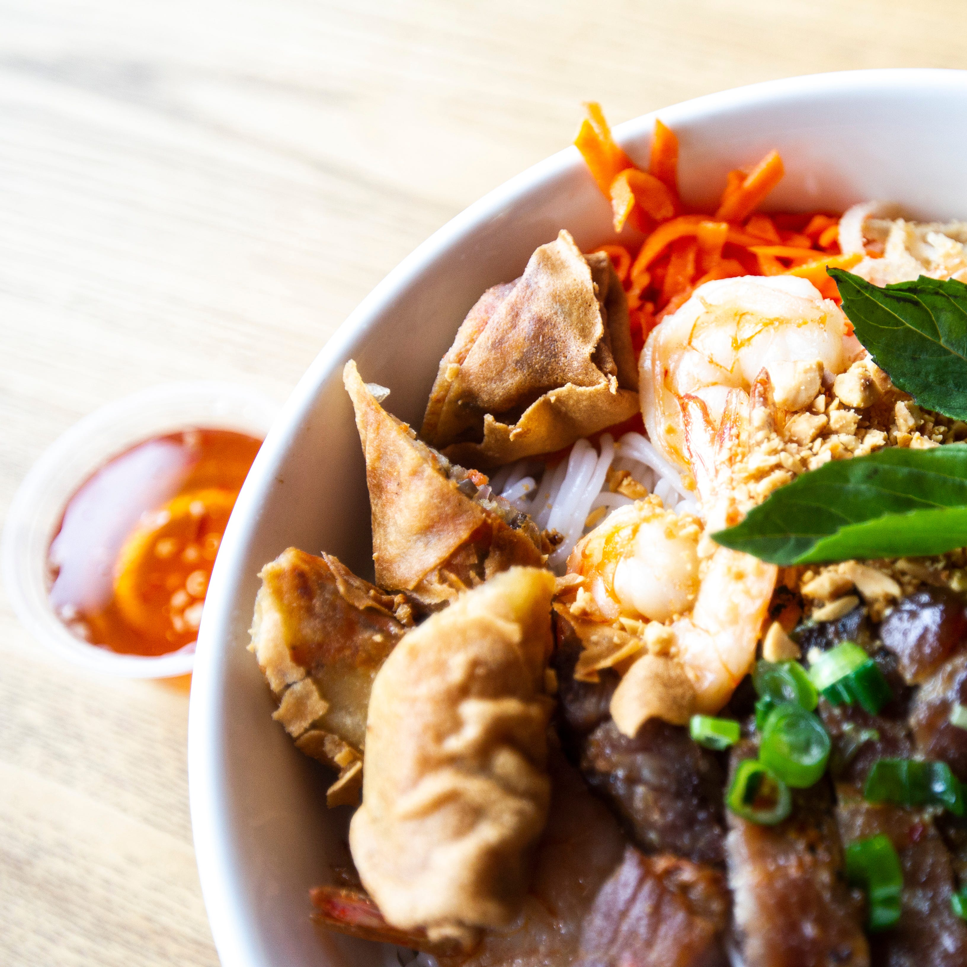 Saigon's Corner opens in Old Cap Mall, brings more pho to Iowa City