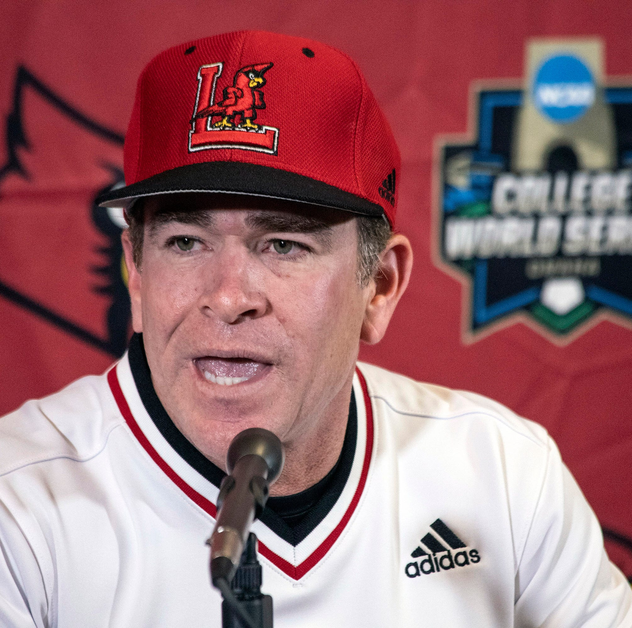 Louisville baseball beat Alabama A&M 32-1 ... that really was the final score