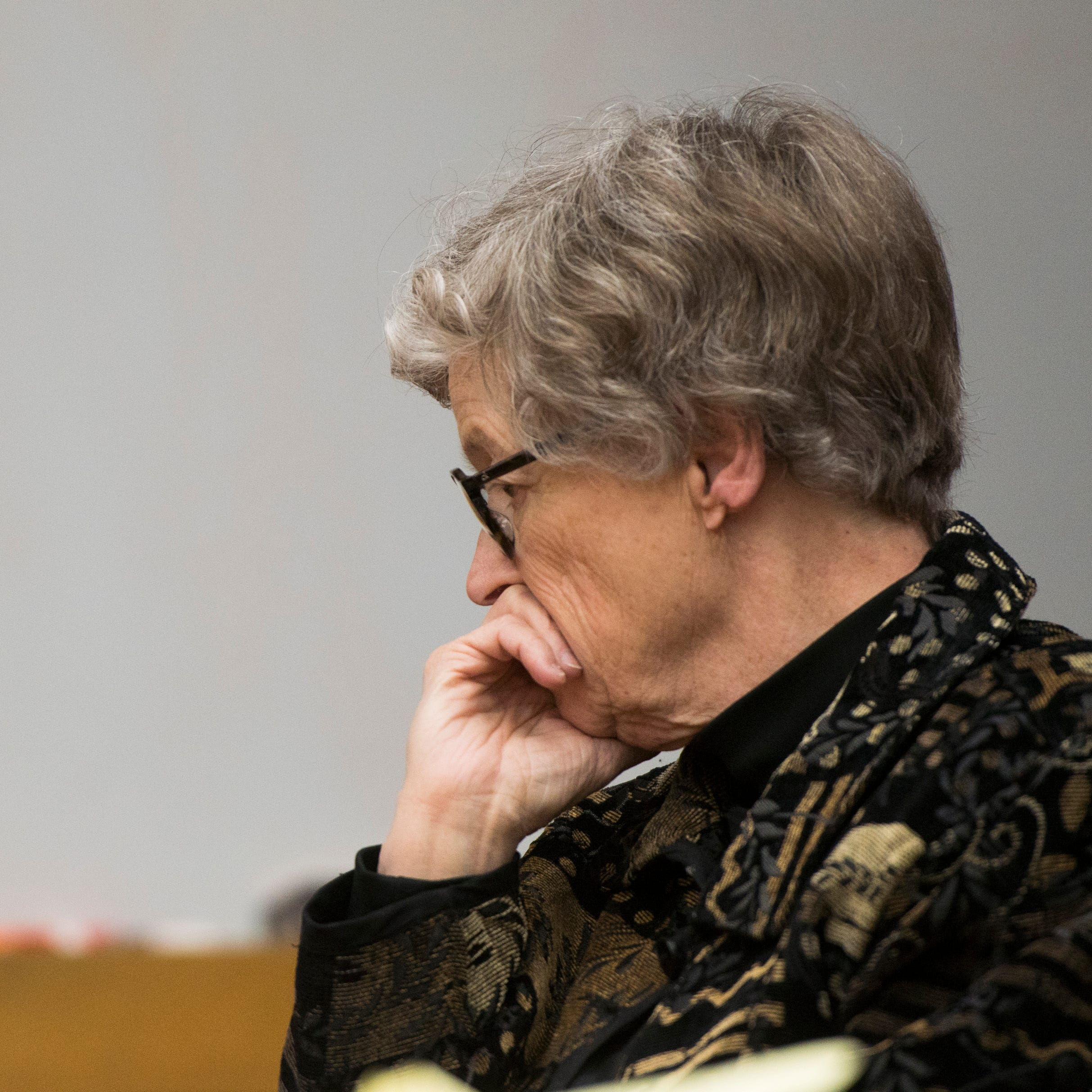Lou Anna Simon, ex-Michigan State president, returns to court Monday in criminal case