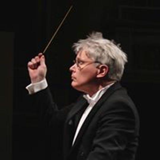 Wayne Wildman, Manitowoc Symphony Orchestra music director