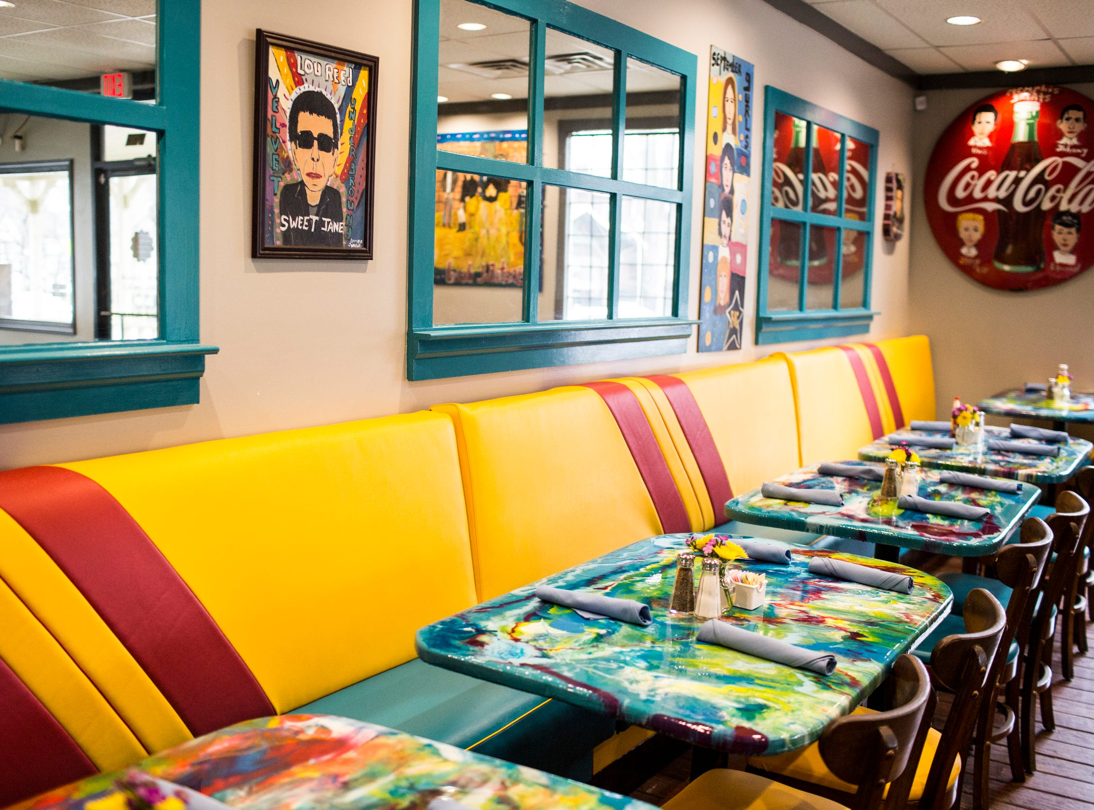 February 04 2019 - Elwood's Shells officially opened on Monday, February 4th and is located at 916 S. Cooper Street.