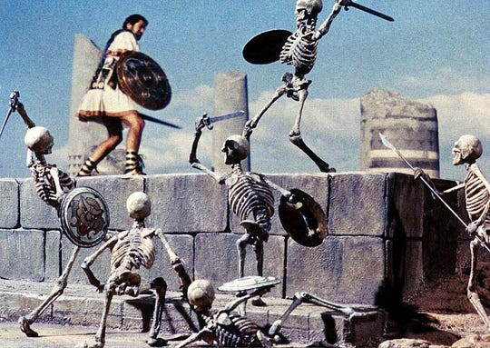"""You might want to bone up on your Greek mythology before you see """"Jason and the Argonauts"""" on Nov. 9 at the Summer Drive-In."""