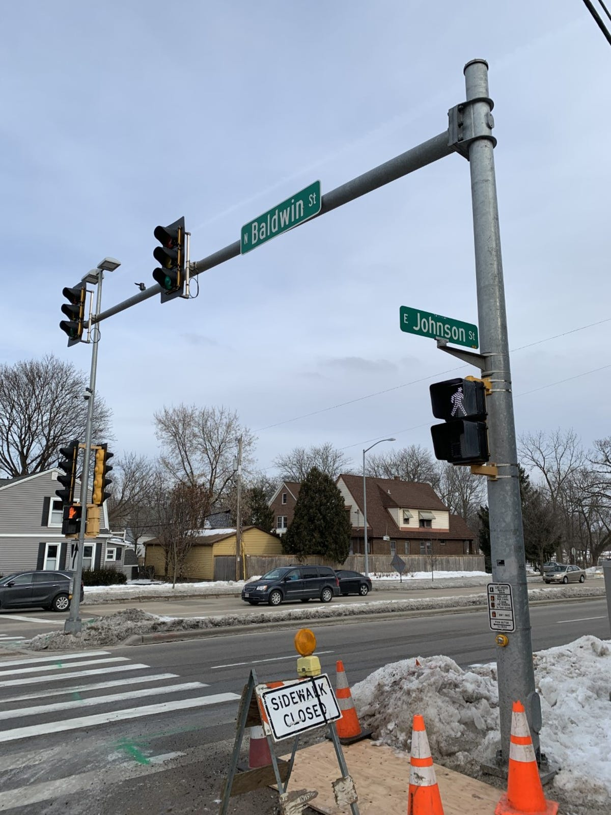 There's a corner in Madison where Baldwin and Johnson meet