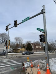 The corner of North Baldwin and East Johnson streets in Madison is the only state capital where streets sharing the names of current senators intersect.