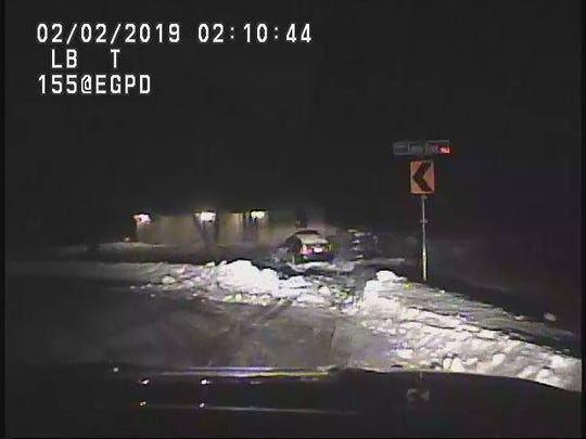 A 62-year-old Pewaukee man was arrested around 2:30 a.m. Feb. 2 in the 1100 block of Lone Tree Road in Elm Grove after crashing his car on a wall.