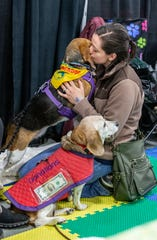 The Great Lakes Pet Expo returns to State Fair Park's Wisconsin Exposition Center Saturday.