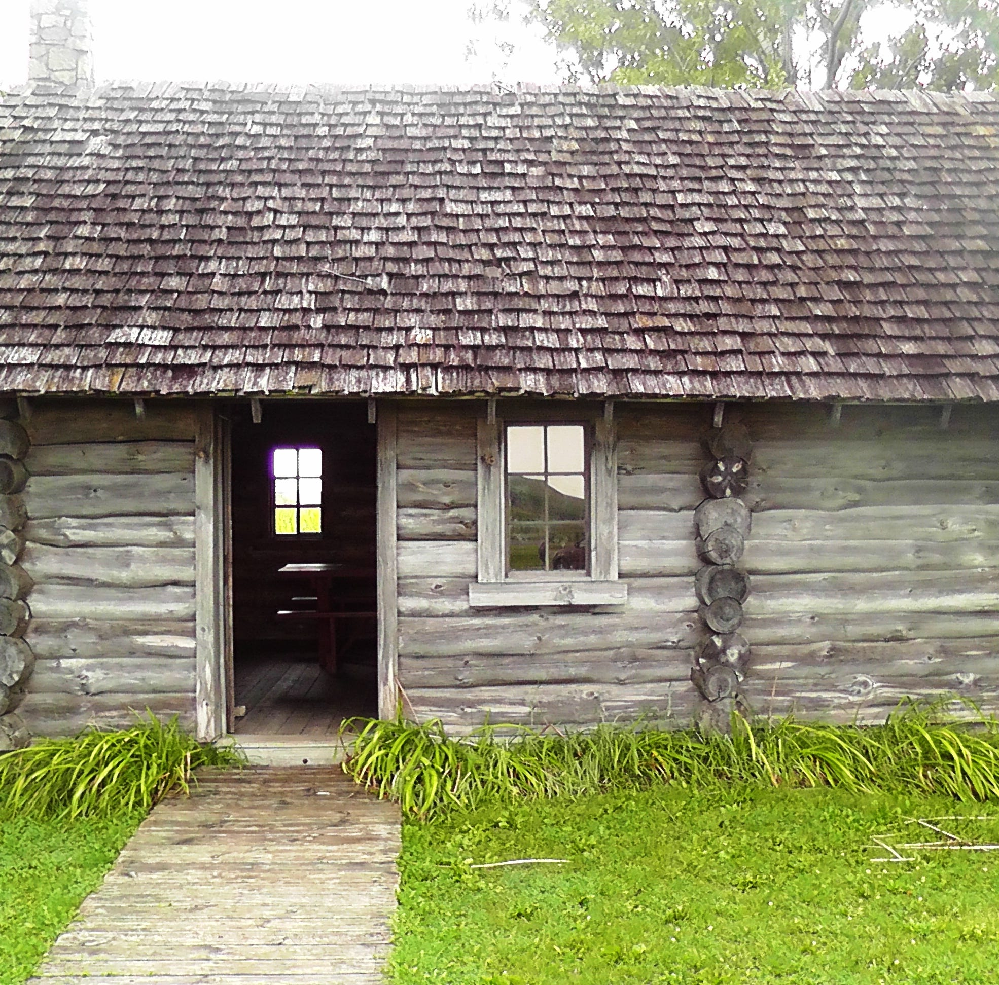 See the little houses that inspired big Wisconsin writers