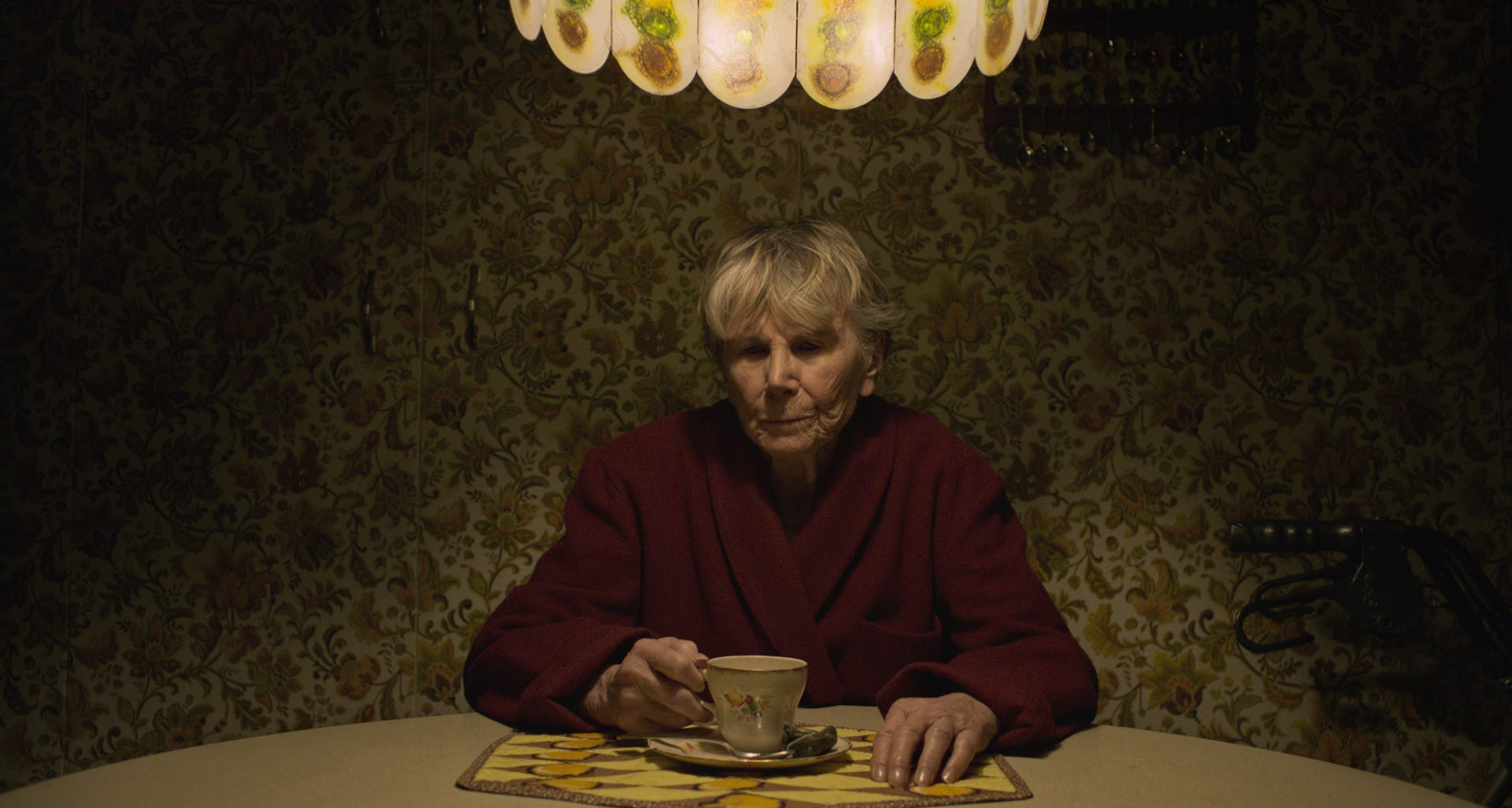 """An aging woman forms an unlikely friendship in the short """"Marguerite,"""" part of the Oscar Nominated Shorts program at the Landmark Downer Theatre."""