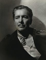 """Ronald Colman plays a king and his double in """"The Prisoner of Zenda."""""""