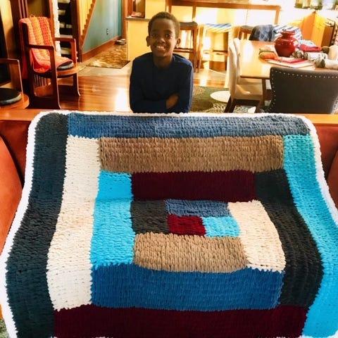 Jonah Larson, La Crosse crochet prodigy, sets up a GoFundMe to help Ethiopian village where he was born