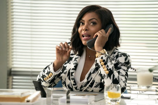 "Taraji P. Henson stumbles (literally) into the key to success in ""What Men Want."""