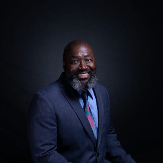 Matthew Charles in an undated photo provided by the White House.