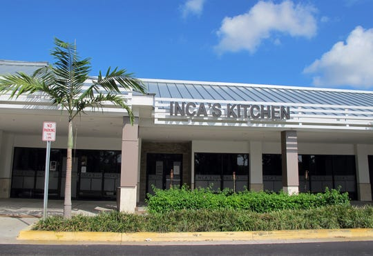 Inca's Kitchen is located at 8955 U.S. 41 N. in The Pavilion shopping center on the northwest corner of Vanderbilt Beach Drive in North Naples.