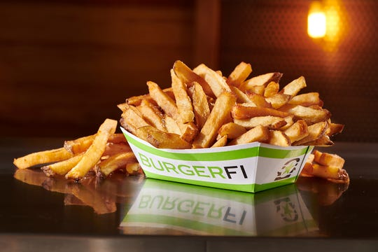 BurgerFi locations are offering a free order of regular hand-cut fries with any purchase on National Potato Lovers Day, Friday, Feb. 8.