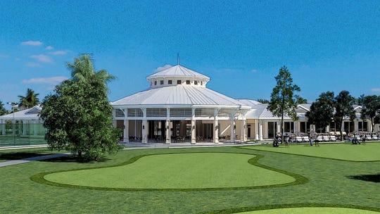 The renovation project at Quail Creek Country Club will include a new 18,000-square-foot Sports Center and Spa.