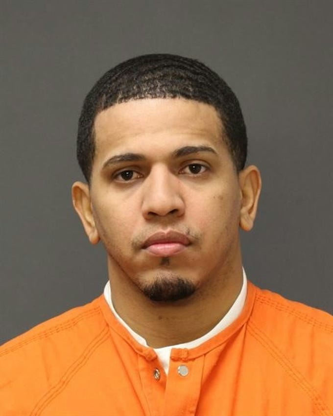 Frankely Sanchez-Javier was charged in a Jan. 30, 2019 heroin investigation in Bergen County. The Bergen County Prosecutor's Office brought down a heroin operation that spanned across three towns following months of investigation, authorities said.