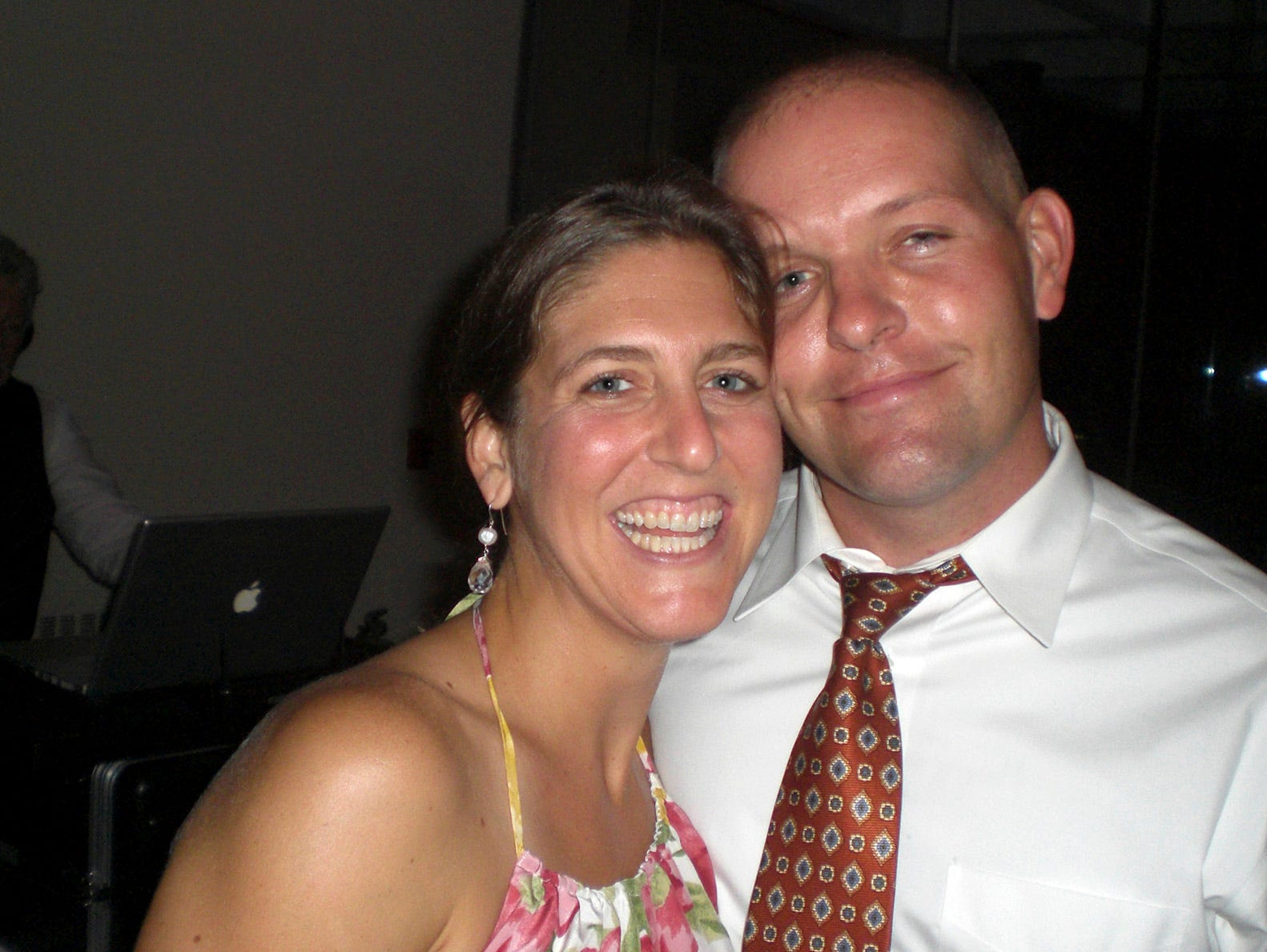 Undated photograph provided by Princeton University, shows Lorin Maurer with her boyfriend, Butler University assistant basketball coach Kevin Kuwik.  Maurer, the Athletics Friends Manager for the Princeton University Department of Athletics and Office of Development, was killed Thursday, Feb.12, 2009, in the crash of a commuter plane.  Continental Connection Flight 3407, bound from Newark, N.J., went down  about six miles short of the Buffalo airport, plunging nose-first through the roof of a house in suburban Clarence Center, N.Y.
