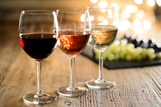 A number of studies have shown health benefits associated with drinking wine. But there are risks, as well.