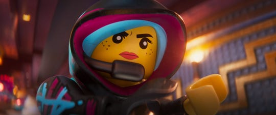 """Lucy is one of the characters in """"The Lego Movie 2: The Second Part."""""""