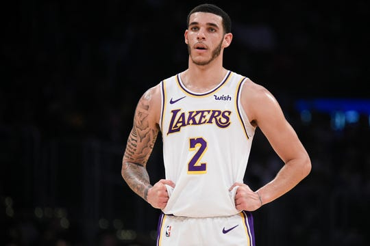 Los Angeles Lakers guard Lonzo Ball would be a perfect fit on the Phoenix Suns, according to some NBA pundits.