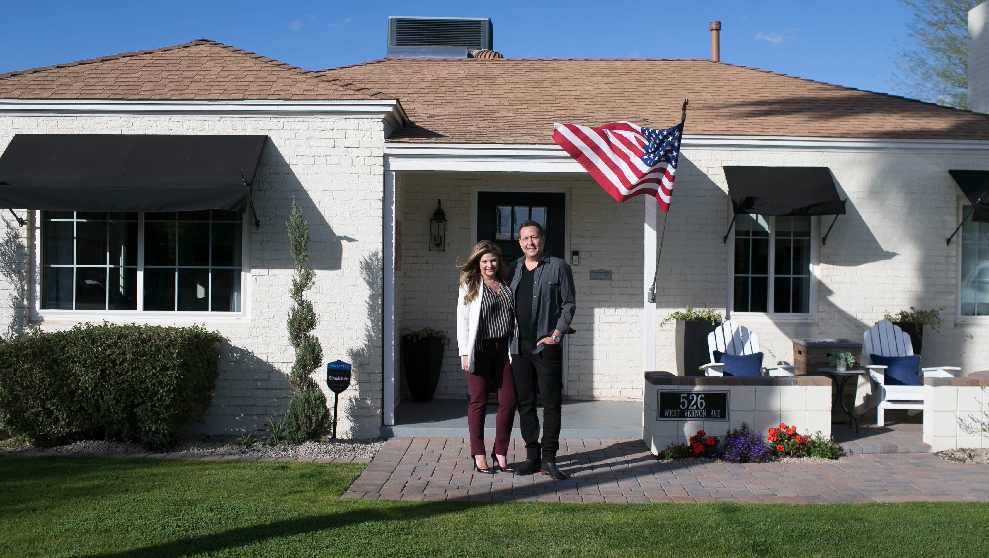 Historic Phoenix home tours — like the one this weekend in Willo — draw crowds