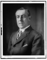 Woodrow Wilson, 28th president of the United States, was once president of Princeton University