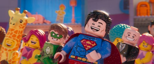 """Superman feels fine in """"The Lego Movie 2: The Second Part."""""""