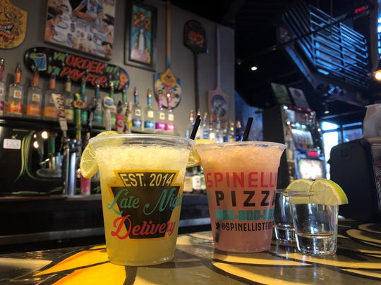 Spinelli's Pizzeria, on Mill Avenue in Tempe, is now offering CBD-infused pizza and cocktails.