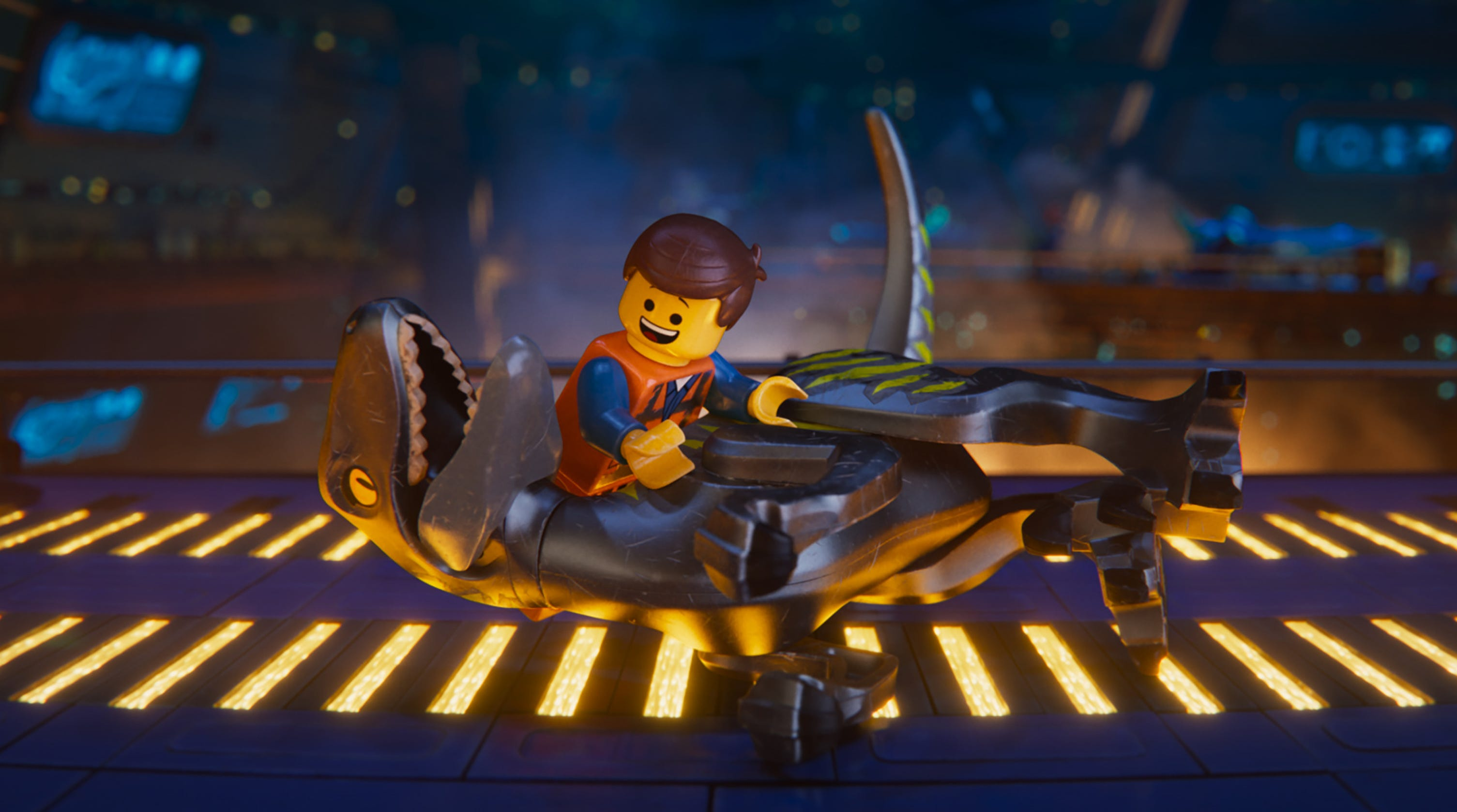 The Lego Movie 2: The Second Part' is familiar but still