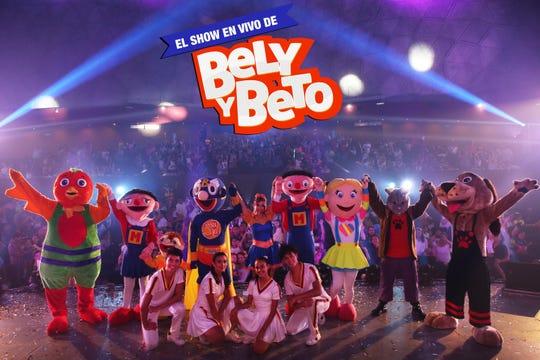 Bely planea llevar su show por varias ciudades de Estados Unidos y Argentina.