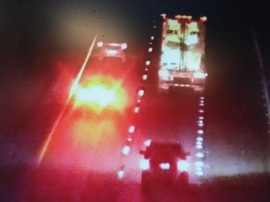 Police are investigating a possible road rage incident on Interstate 81 Monday night.