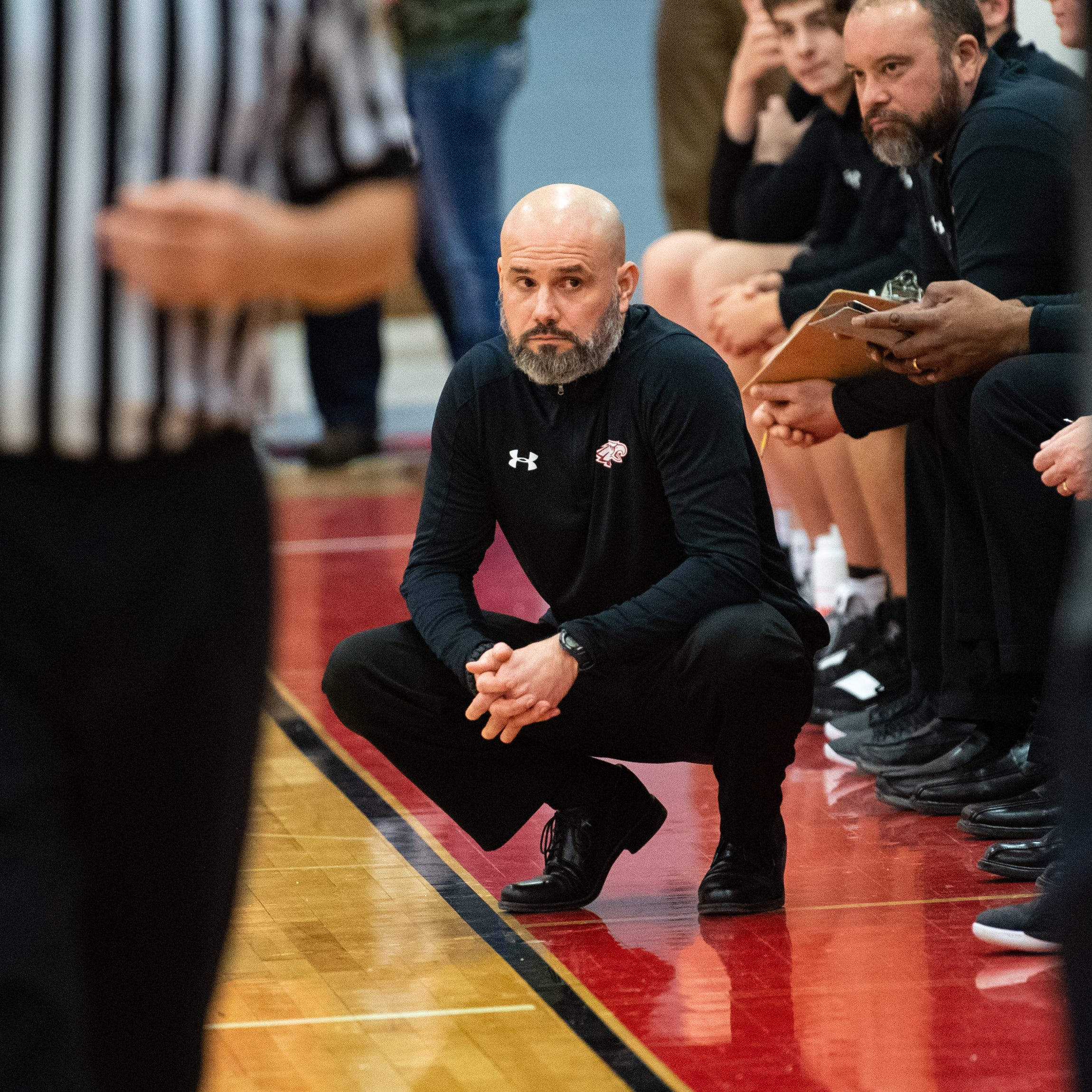 Left it all on the court: Here's why the Dover hoops coach with most wins is stepping down