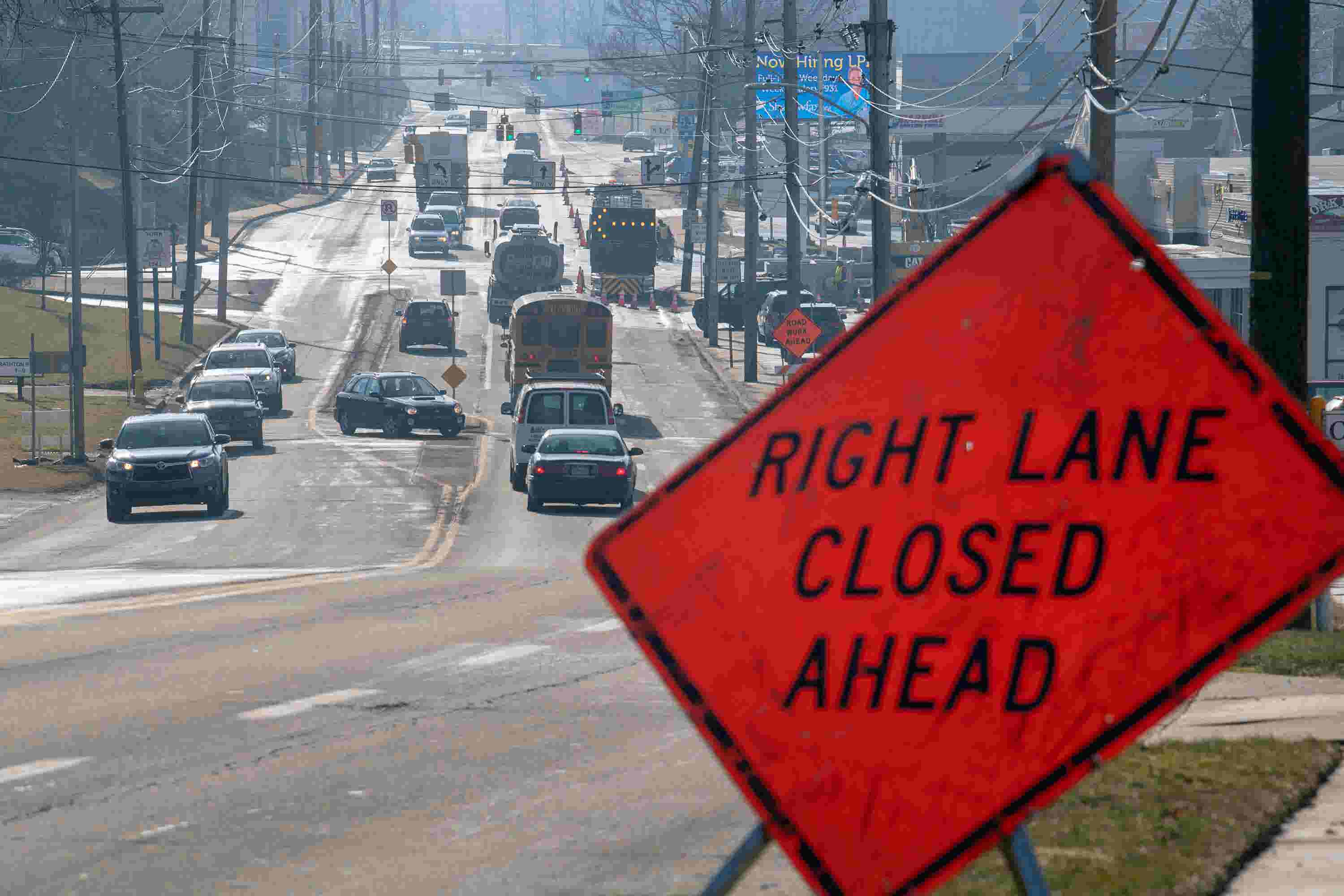Traffic alert: 5 big road projects to know in York County