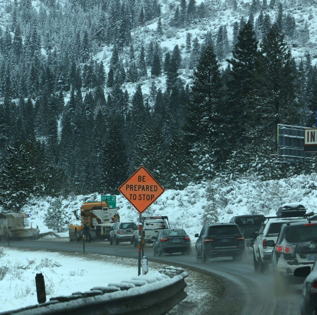 I80 road conditions: All chain controls dropped over Donner Pass