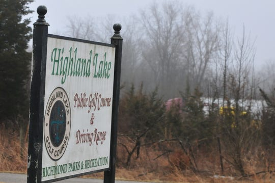 Highland Lake Golf Course, which is operated by the Richmond Parks and Recreation Department, reopened to golfers on Monday.