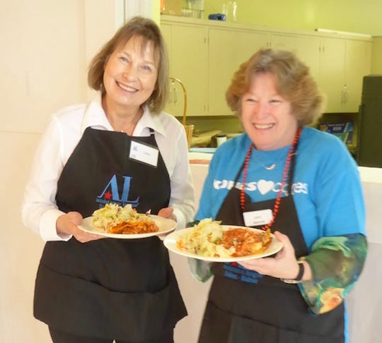 The Assistance League of Salem-Keizer will host its 48th annual Lasagna Lunch Feb. 13 at Willamette Heritage Center. Tckets are $30.