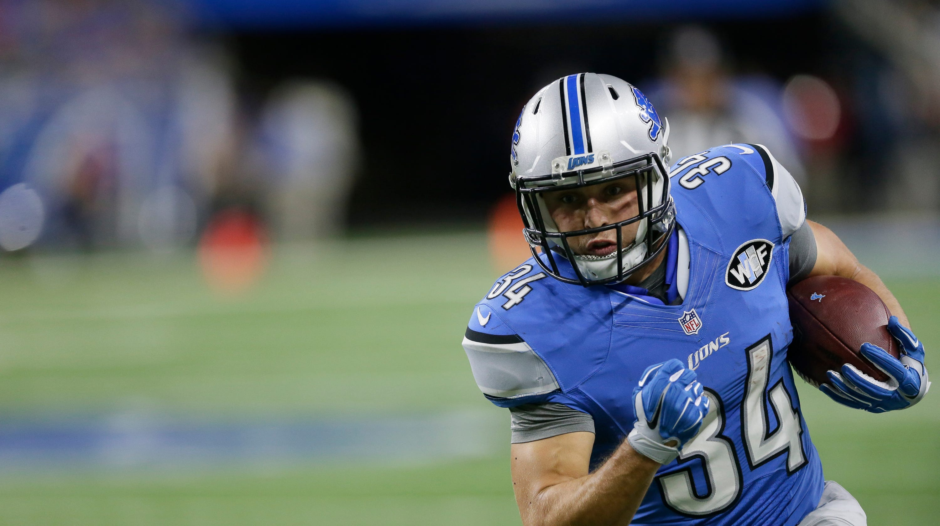 the latest a1a46 be8f7 Zach Zenner reflects on fourth NFL season, looks ahead to fifth