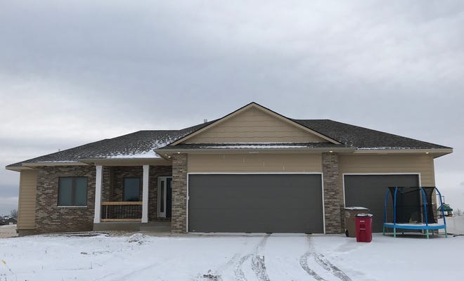 This home in the Copper Creek Heights development at 3117 S. Copper Forge Ave. sold for $445,00, topping our home sales list for the week ending Dec. 21.