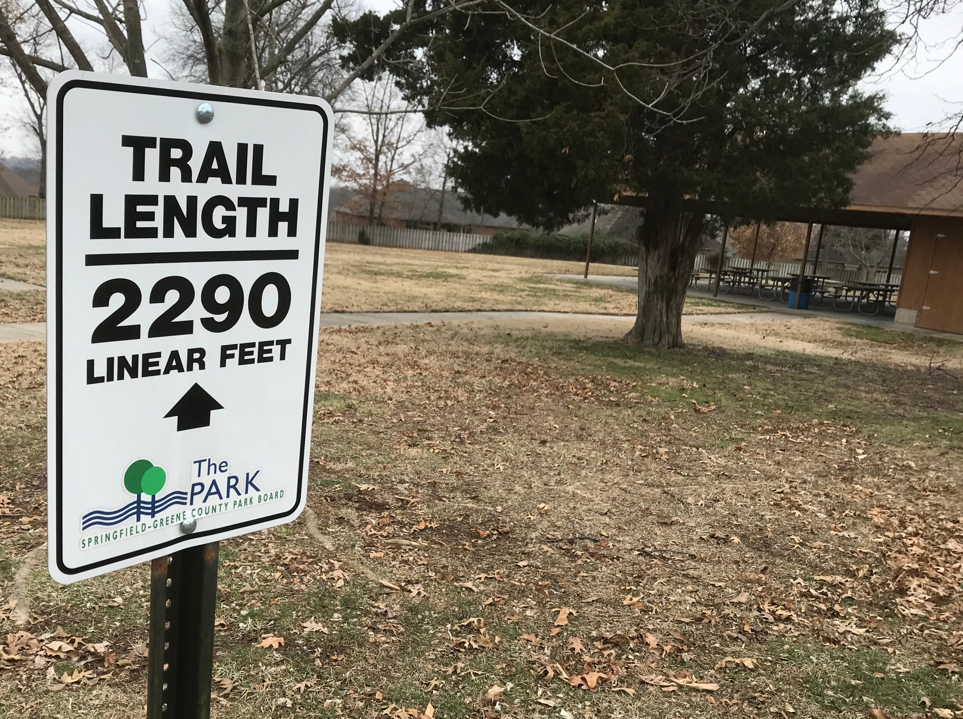 The Living Memorial Park is tucked next to the James River Freeway, and most people who don't live in the neighborhood see it on the drive to the Springfield Conservation Nature Center.