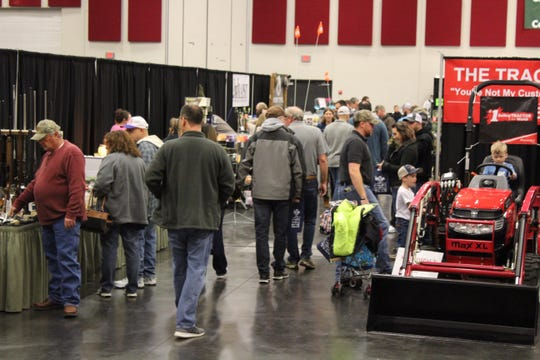 The 11th annual Hunt and Fish Outdoor Show is this weekend.