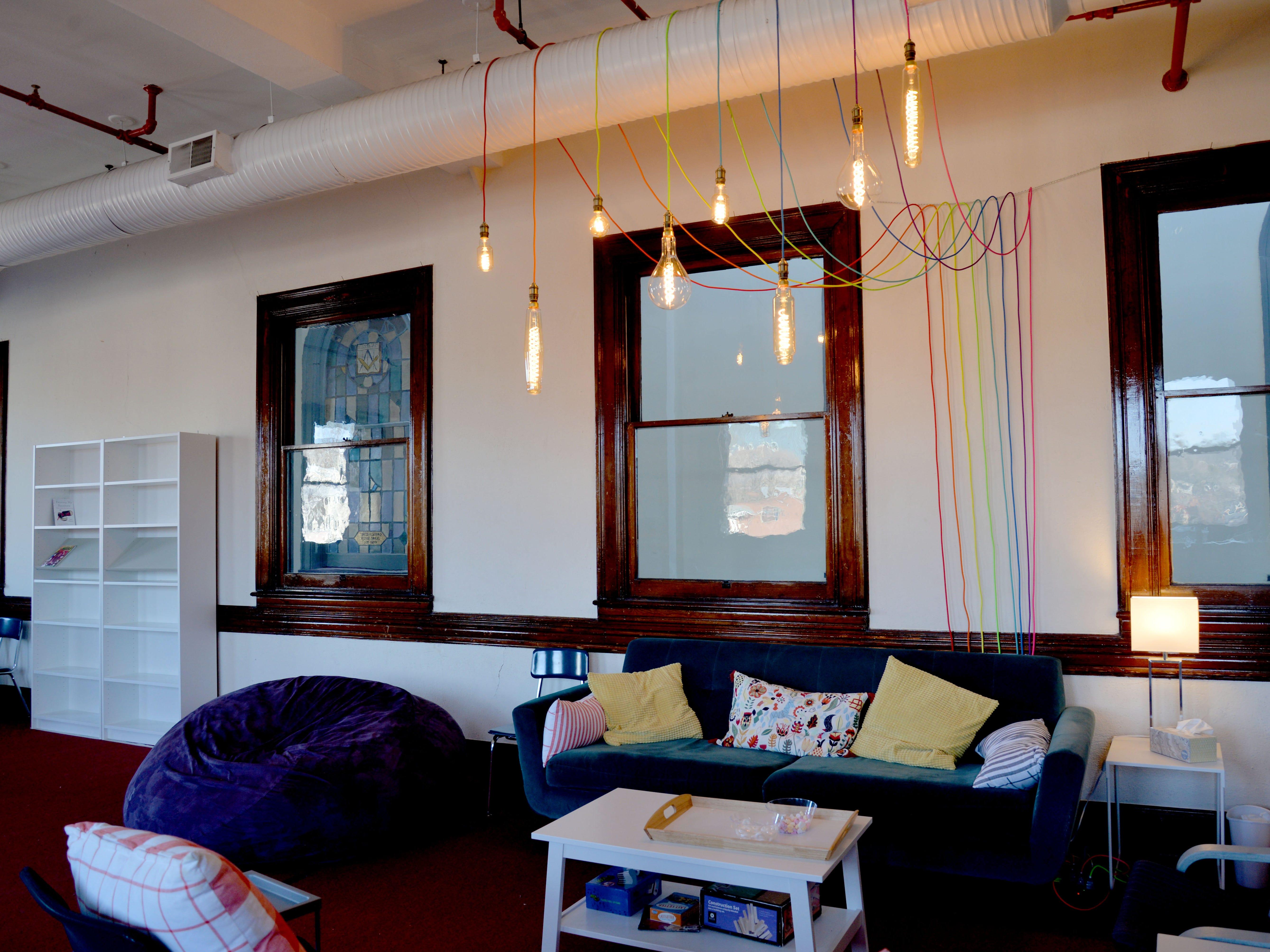The Shenandoah LGBTQ Center has found a permanent home in Staunton's Masonic Building.
